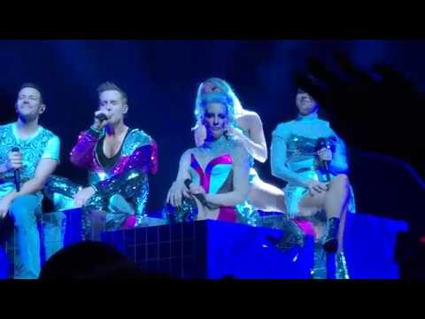 Steps when i said goodbye party on the dancefloor tour for 13th floor with diana live dvd