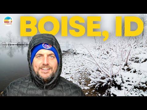 Boise Idaho| What's The Weather Like In Boise Idaho