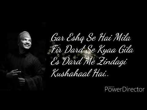 Permalink to Tujhe Kitna Chahne Lage Lyrics With English Meaning