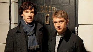 Шерлок (2009)— русский трейлер