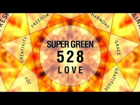 528 Hz تردد اصلاح الحمض النووي