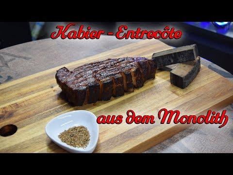 📷 Kabier - Entrecôte aus dem Monolith