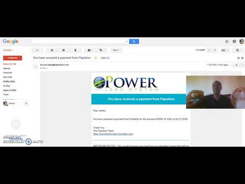 How To Create Content For Your Online Business Plus Power Lead System Payment Proof