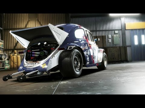 Need for Speed Payback | VW Beetle SUPERBUILD