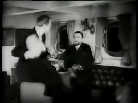 Contraband (1940) - Full Film