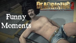 Dead Rising 3 PC Funny Moments - Part 1 - Man Grease