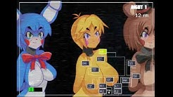[Five Nights In Anime] Hentai Fnaf Animatronics Fan Game?
