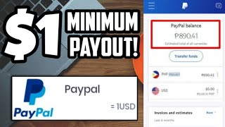 EARN $1 USD ( LEGIT PAYING APP IN 2020 PHILIPPINES EARN PAYPAL MONEY WITH PROOF OF PAYMENT )