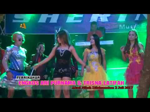 SHERINA MUSIC BULAN MADU DI AWAN BIRU by ALL ARTIS