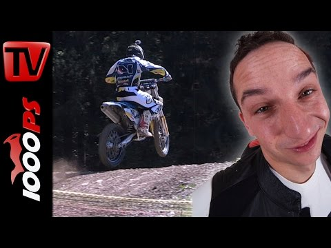 How to Motocross | Springen | Arlo in Action mit Ossi Reisinger