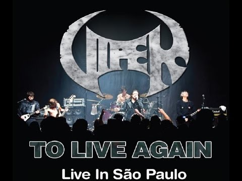 Viper - DVD To Live Again Live in SP