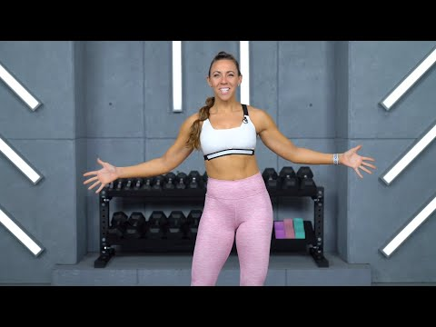 50 Minute Legs, Abs, and Cardio Boot Camp Workout | At-Home Workout Challenge 2.0 | Day 18