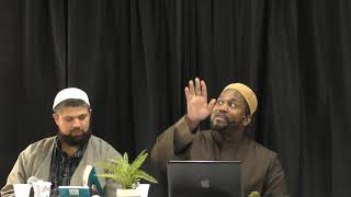 Shaykh Mendes - The Five Lives of the Human Being - Part 3 (Before the birth)