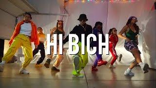 Ysabelle Capitule Choreography | Hi Bich (Remix)- Bhad Bhabie | Nextkidz