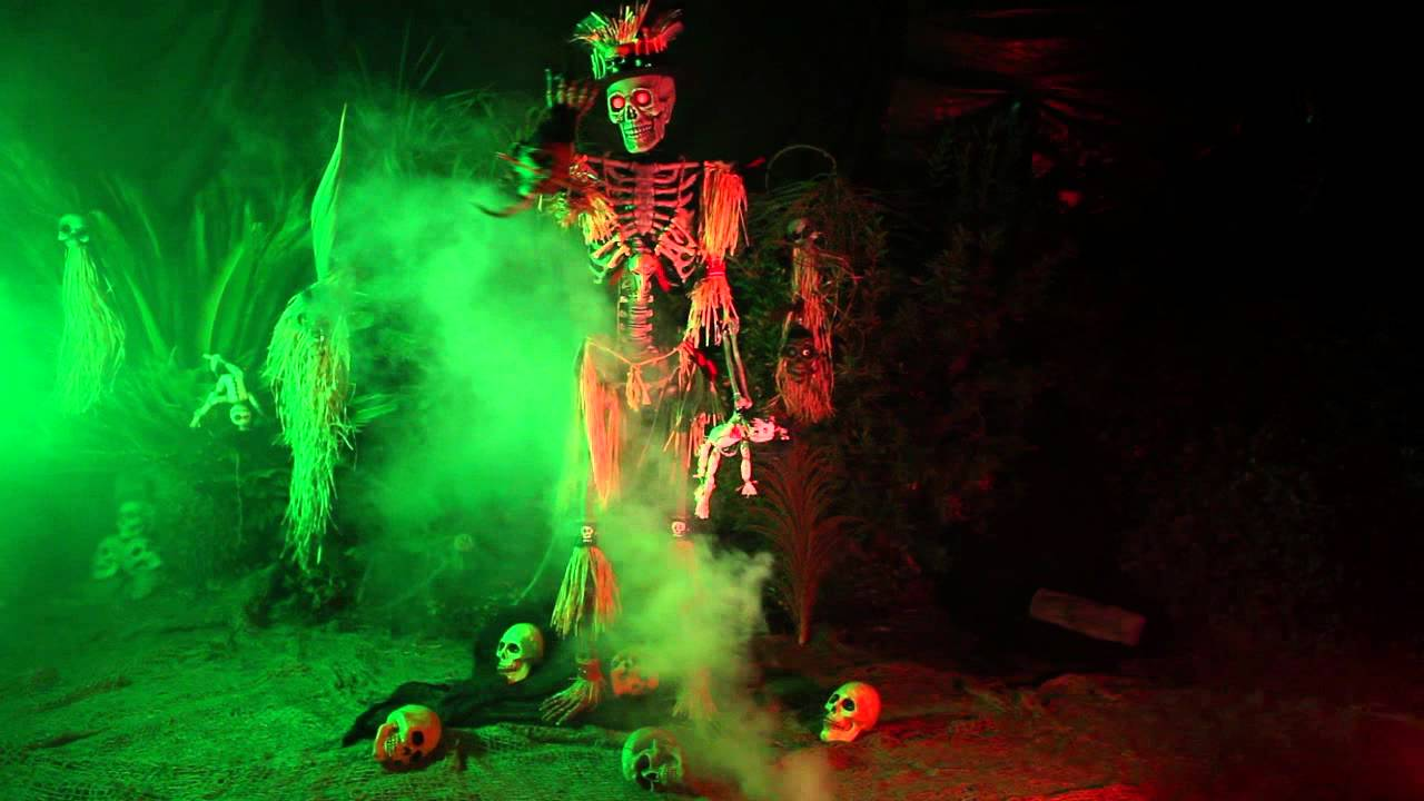 Animatronic Halloween