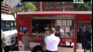 Sate Truck: Sate Indonesian Food Di Washington Dc