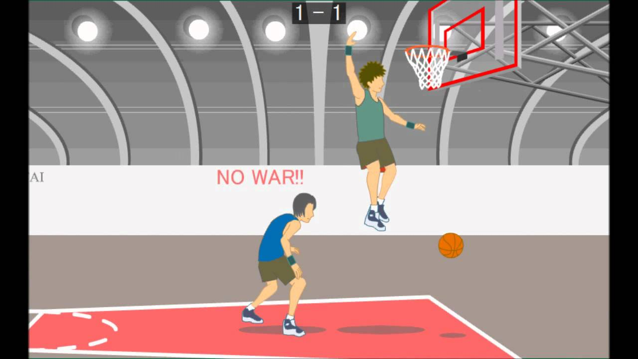 Air Raid Basketball Gameplay Youtube