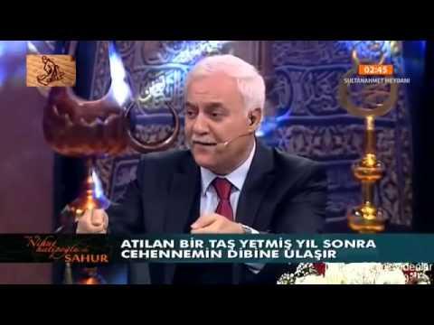 Nihat Hatipoglu - Sahur - Cehennem Hayatına yolculuk (02.07.2014)