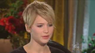 Jennifer Lawrence FINALLY addresses leaked photos in interview!!!