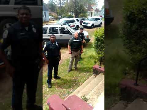 To Kill A Mockingbird Monroeville AL Curruption Alfred Carter Set Ups