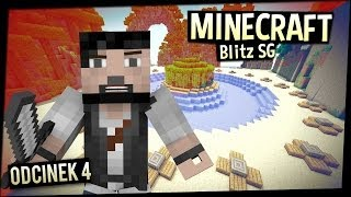 Minecraft: Blitz Survival Games #4 - Bolesny strzał