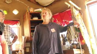 Full-length Tour of Dancing Rabbit Ecovillage at their 2013 Open House