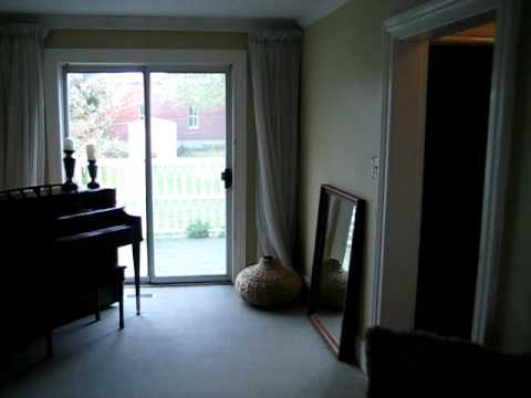 13 MAITLAND ST, Picton Ward, Prince Edward K0K 2T0.....Dining room/Living room to Patio