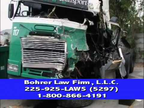 Bohrer Brady LLC Attorneys at Law 18 Wheeler Truck Accident