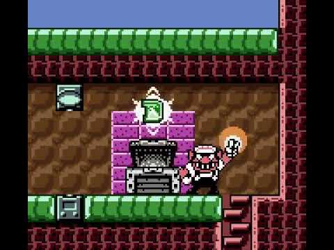 Game Boy Color Longplay [116] Wario Land 3