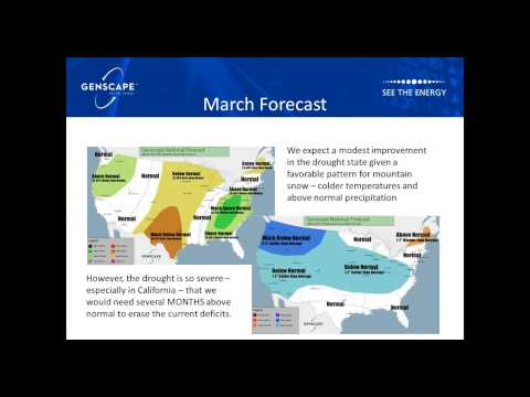 Genscape Webinar - Mid Columbia Trading Hub Fundamentals & 2014 Hydro Outlook