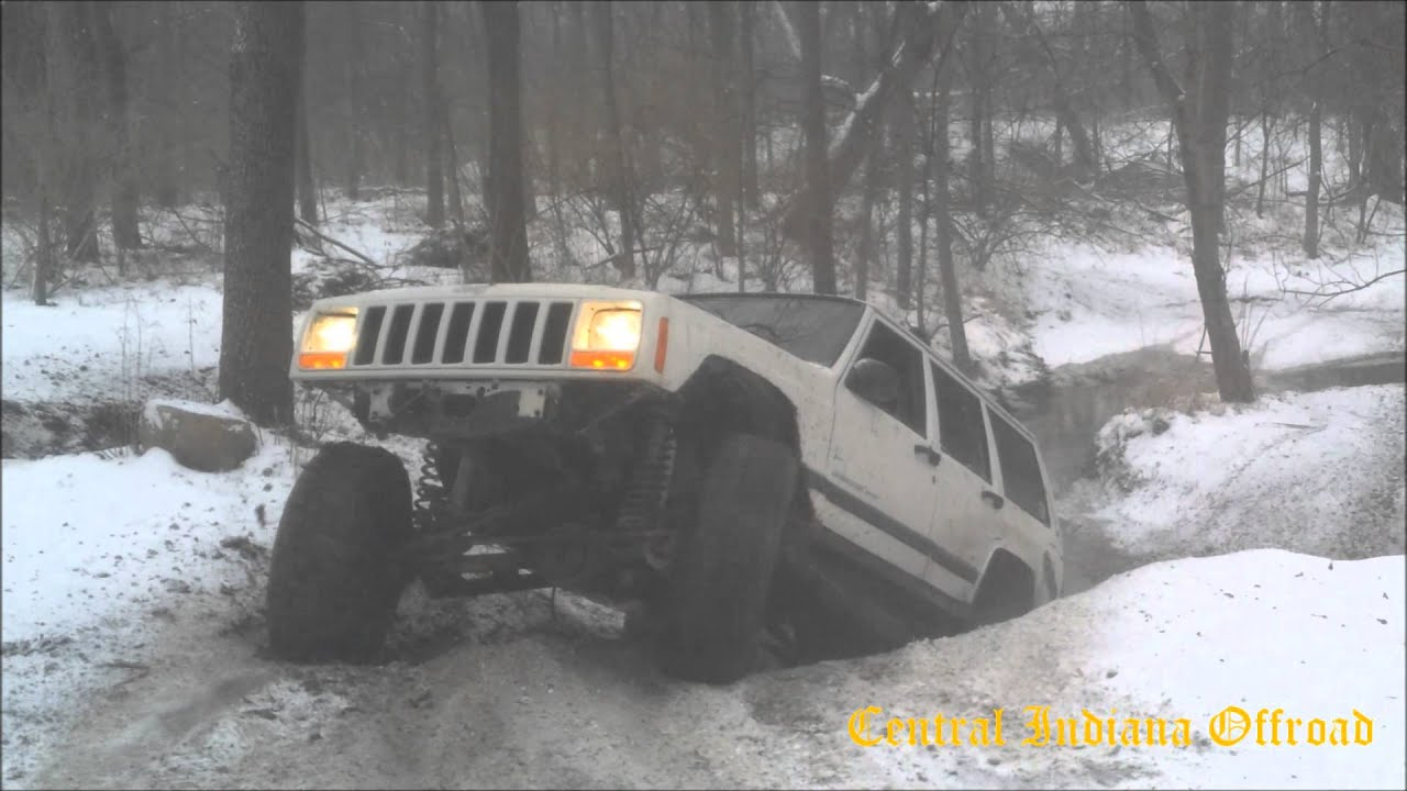 Corbin Jeep Cherokee Xj 6 5 Inch Lift Long Arm Youtube