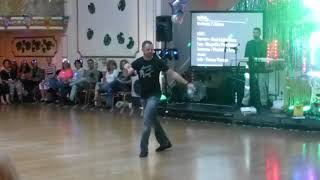 Bud Light Blue line dance by Darren Bailey (taught at Eurodance 2018)