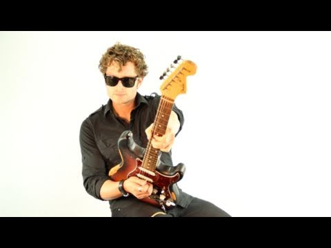 """How to Play """"Mary Jane's Last Dance"""" by Tom Petty on Guitar"""