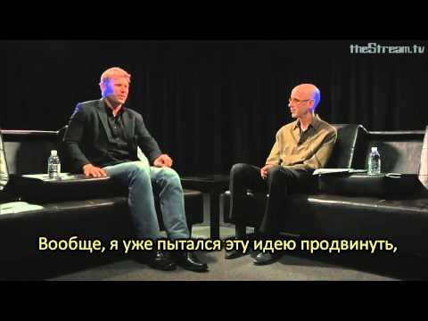 Марк Пеллегрино о своем видении Люцифера [rus subs]