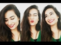 Makeup Tutorial for Beginners | Valentine's Special