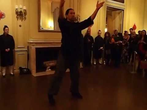 Meridian International Center - Wudang Exhibit - Demo for Chinese Consulate - 12/12