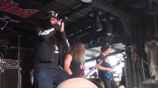 DeathRiders - Metal Thrashing Mad Live @ Headbangers Open Air 2014