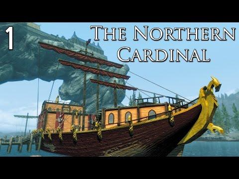 Skyrim Mods: The Northern Cardinal - Part 1