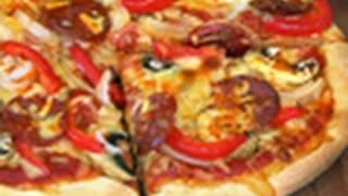 Pepperoni Pizza Barbecue Recipe