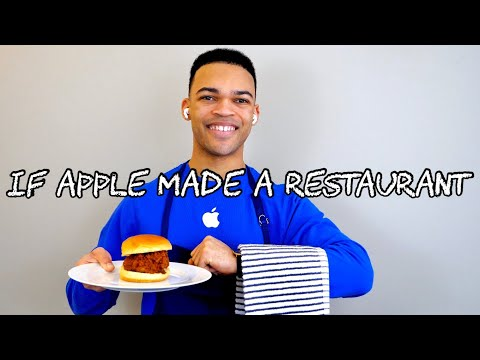 If Apple Made a Restaurant - Kyle Exum
