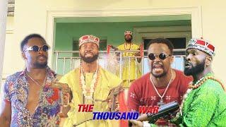 The Thousand War  (New Movie) - KidsTv |2019 Latest Nigerian Movie|Children Movie
