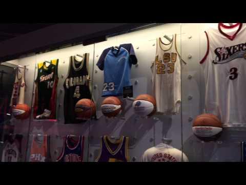 Basketball Hall Of Fame NBA NCAA