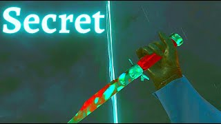 Overpowered Secret Melee Weapon In Cold War Zombies (One Shots Bosses)
