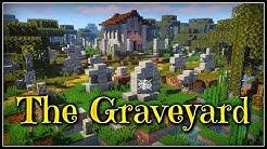 Minecraft Timelapse | The Graveyard
