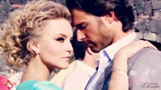 Repeat youtube video ►Montserrat y Alejandro◄ Entre tus alas (LQLVMR)