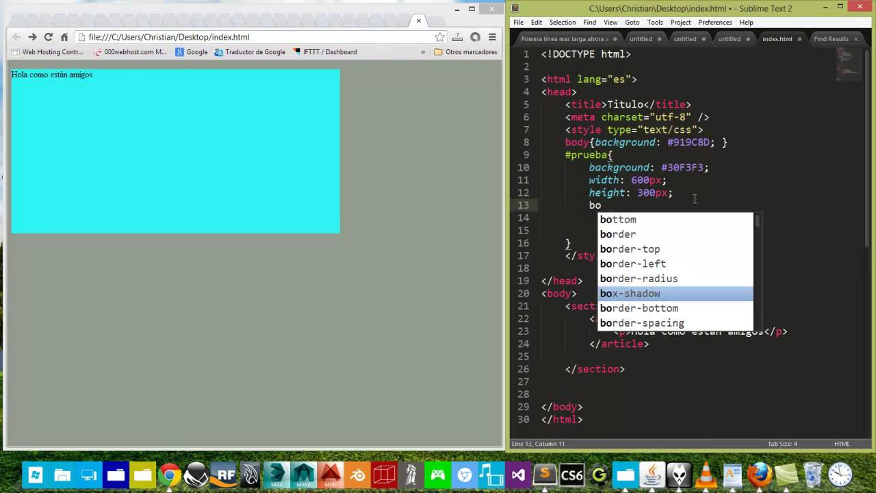 Color picker online rgba - Usar Paleta De Color Convertir A Rgba Con Css3 Y Html5 En Sublime Text