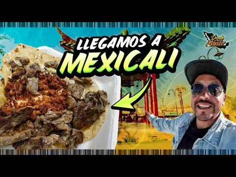 TACOS, BURRITOS y BISQUETES   MEXICALI Día 9 #DondeiniciaMexicoLRG