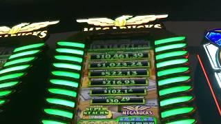 Megabucks slot machine play''