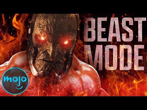 Top 10 Times Darkseid Went Beast Mode
