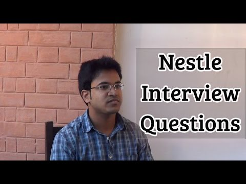 Nestle Interview Questions and Useful Tips